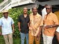 Rameza, Gregory Nau, Pierre-Michel (Roro) Paul-Blanc, Dr Pierre-Ronald (Frero) Beaubrun