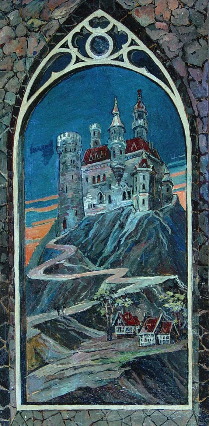 Gothic Window Fantasy