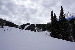 Ego trail and Burgess Creek lift