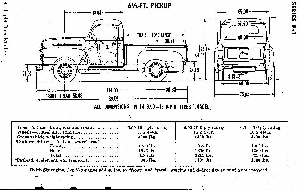photo: 51-52wirediagram01 | 1951 ford f1 album | vdubjim | fotki com, photo  and video sharing made easy