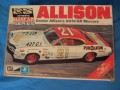 1970 Donnie Allison Purolator Mercury Cyclone