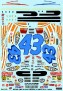 2002 John Andretti Cheerios Literacy 1