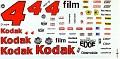 1986 Rick Wilson Kodak 699