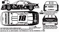 1994 Dale Jarrett 645