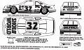1994 Dale Jarrett Busch 610