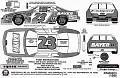 1995 Chad Little Busch 736