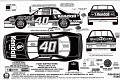 1994 or 1995 Kendall Pontiac (Includes Bobby Hamilton, Greg Sacks, Rich Bickle and Butch Leitzinger names) 578