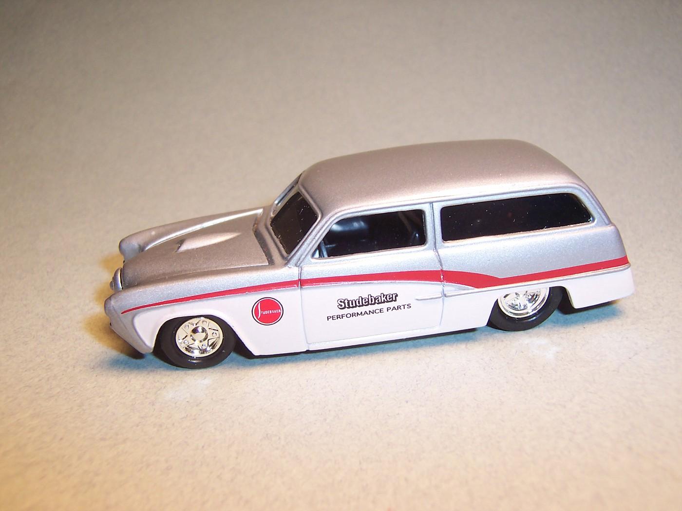 1951 Studebaker Wagon