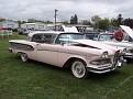 1958 Edsel pink side