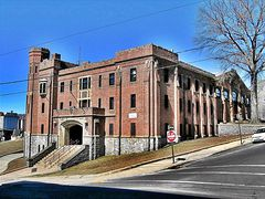 Ansonia - National Guard Armory (1921)
