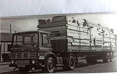 GKG702D    Leyland Beaver   no. GH100