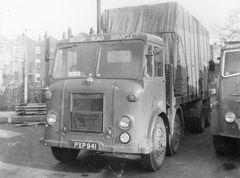 PXP941  1955 Bristol HG6L  no. 1A--.  New as 53A759