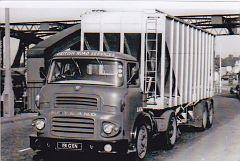 191GXN   Leyland  no. LA56  of Norwich depot