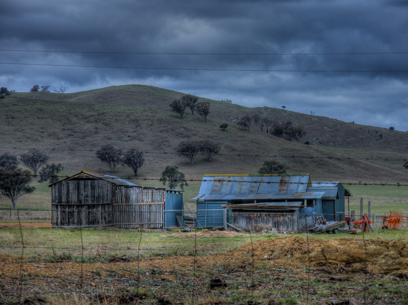 Lue Rd to Rylstone 012