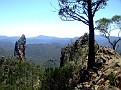 Grand High Tops walk Warrumbungles National Park 086