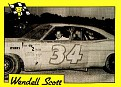 1991 K & M Sports Legends Wendell Scott #WS26 (1)