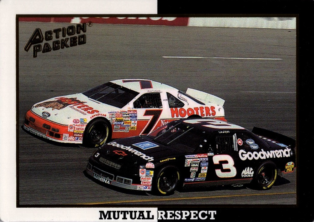 1994 Action Packed The Champion and the Challenger #34 (1)