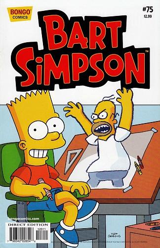 Bart Simpson #075