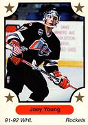 1991-92 7th Inning Sketch WHL #151 (1)