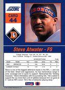 1992 Score '90s Gridiron Stars #44 (2)