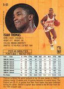 1991-92 Fleer Tony's Pizza #S-51 (2)