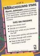 1991-92 Fleer NBA Schoolyard Stars #4 (2)