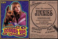 2003 Lunchables Scooby Doo 2 #2