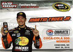 2016 Lionel NASCAR Authentics Martin Truex Jr  Coca Cola 600 (1)