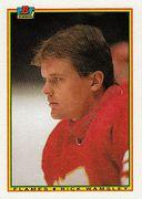 1990-91 Bowman #098 (1)
