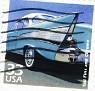 USA Tail Fins & Chrome 1957 Chevrolet Bel Air