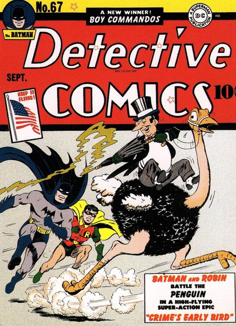 DC Direct Detective Comics Covers #067 (1)