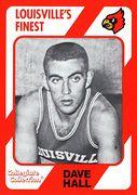 1989 Collegiate Collection Louisville's Finest #221 (1)