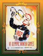 1992 Collect-A-Card Oversize Olympic Posters #TSC-06 (1)