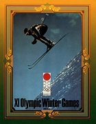 1992 Collect-A-Card Oversize Olympic Posters #TSC-11 (1)