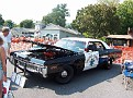 1972 Dodge Polara Police Car