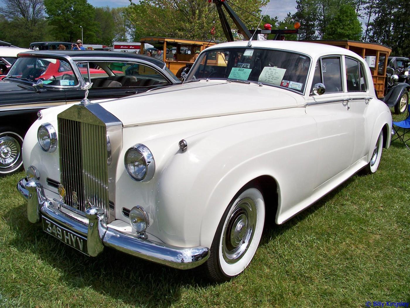 1961 Rolls Royce