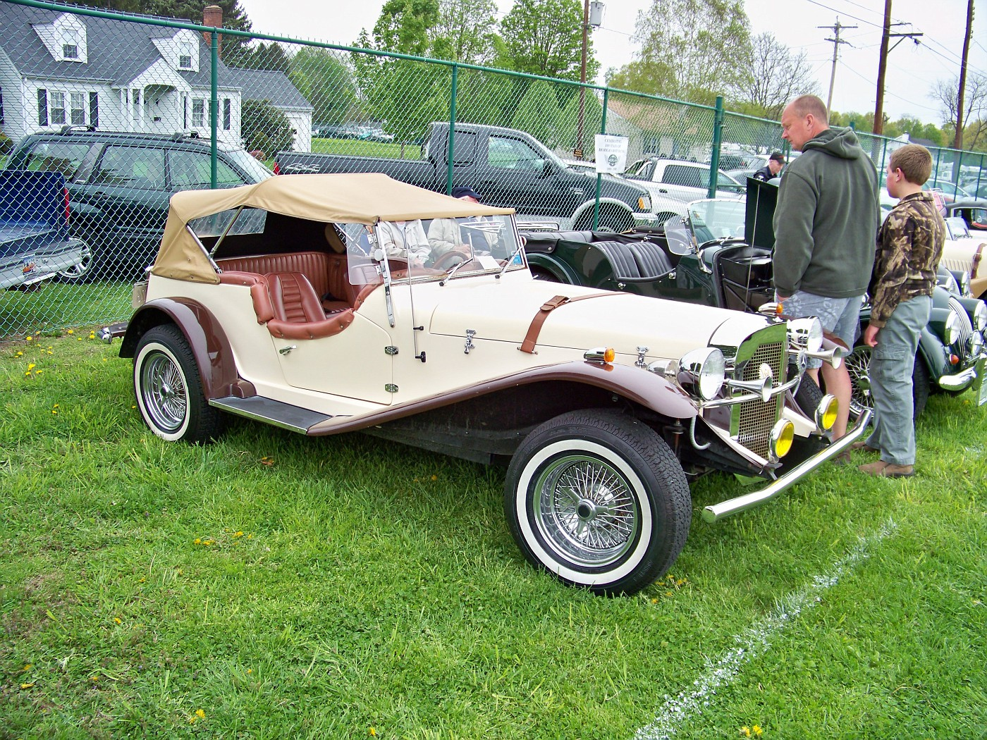 Photo 1938 Mercedes Benz Kit Car Foreign Cars All Except Vw