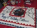 Matty's 4th birthday cake