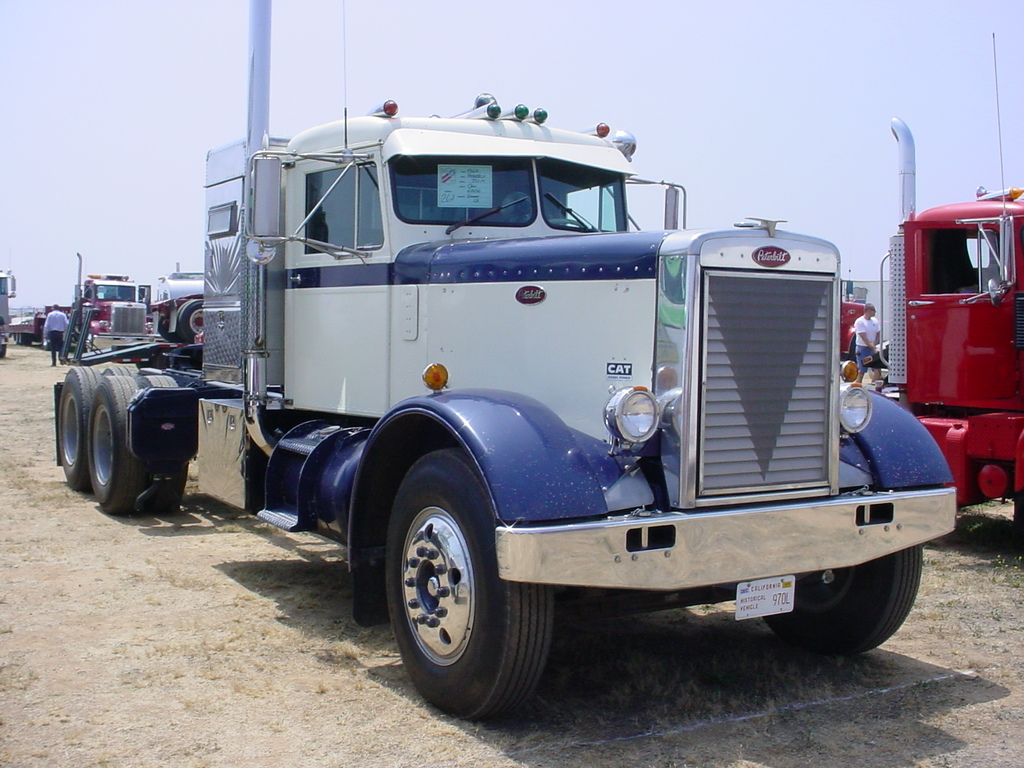 Photo: 1967 Peterbilt 351-M | 2nd Annual Workhorses and