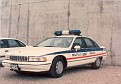 Chicago Police Transit Detail 1991 Chevy