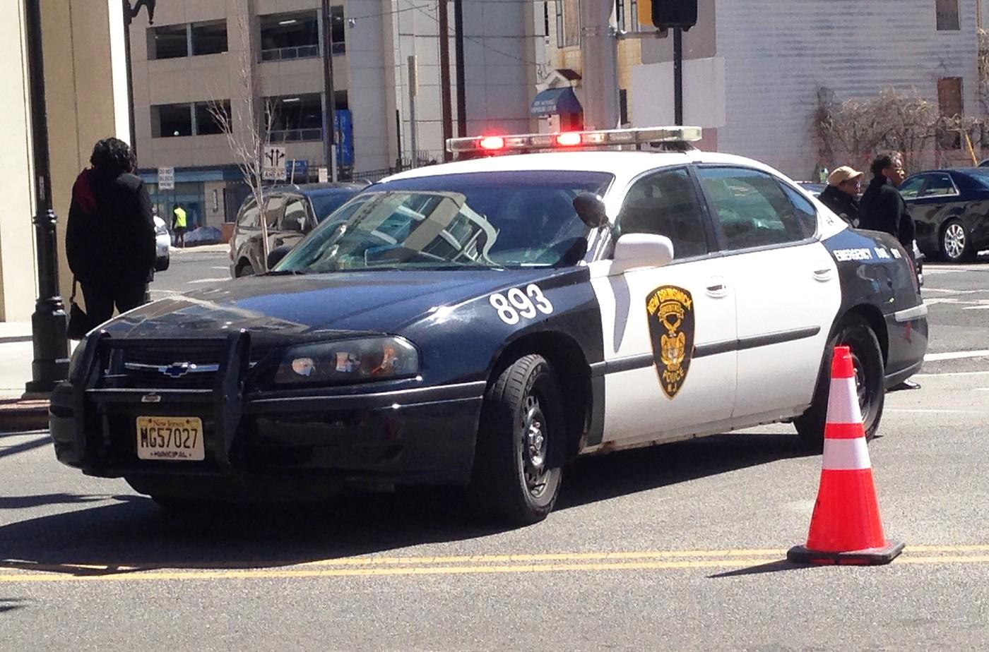 NJ - New Bruswick Police