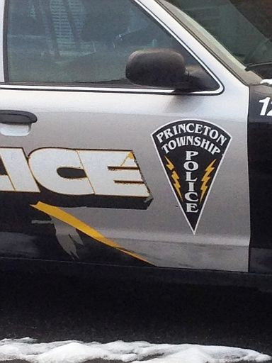 NJ - Princeton Twp Police Door