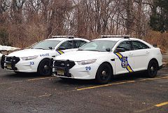NJ - Palisades Interstate Parkway Police