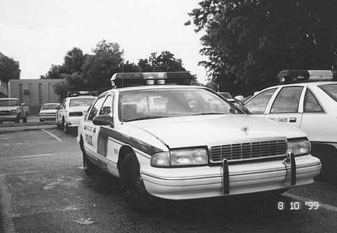 Photo: FL - Miami-Dade Metro Police | Florida album | copcar dot com