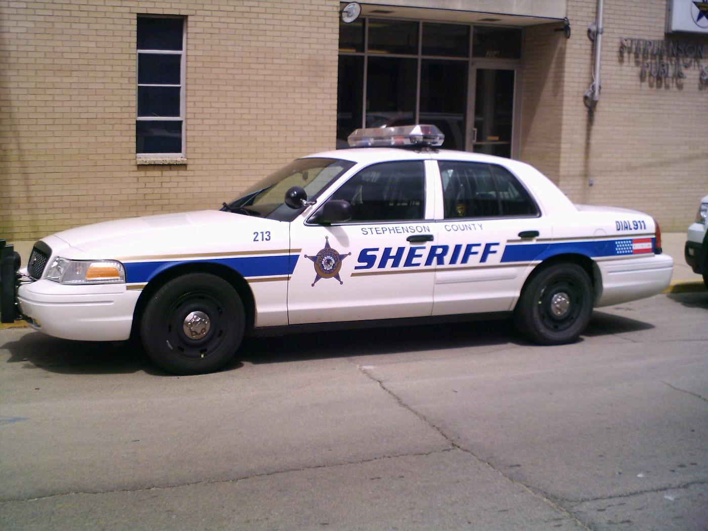 IL - Stevenson County Sheriff