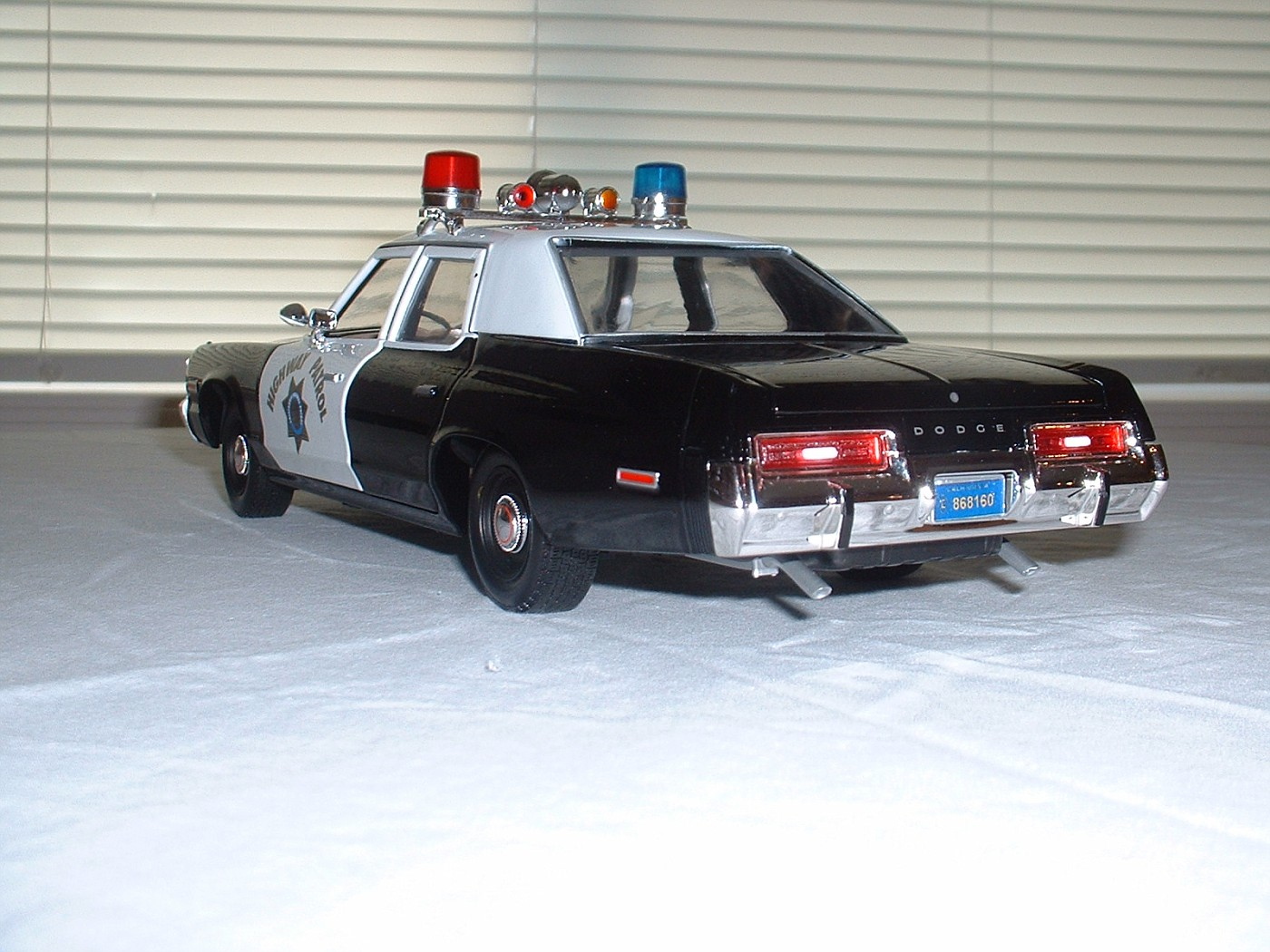 CHP Dodge Monaco