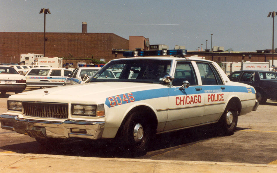 photo 1988 chevy caprice chicago police vehicles 1975 1990 album copcar dot com. Black Bedroom Furniture Sets. Home Design Ideas