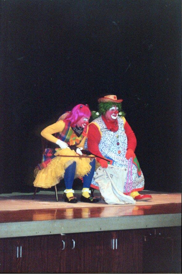 Clown Graduation Day - 08