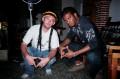 Travis & Sean, Rasta Style