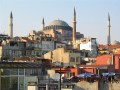 Hagia Sofia from my window!!!